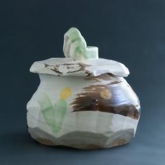 [SOLD] Sun spot jar